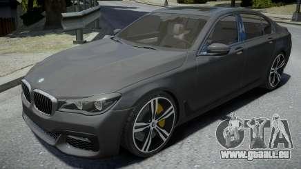 BMW 750Li xDrive für GTA 4