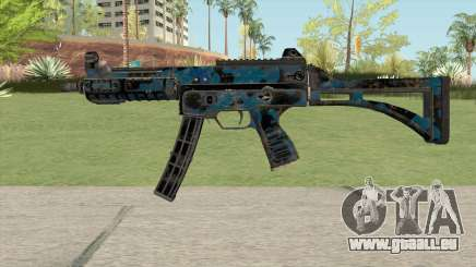 MP9 SMG pour GTA San Andreas