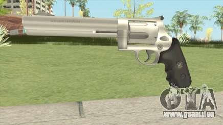 Smith and Wesson Model 500 Revolver Metal pour GTA San Andreas