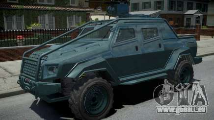 HVY Insurgent Pick-Up für GTA 4