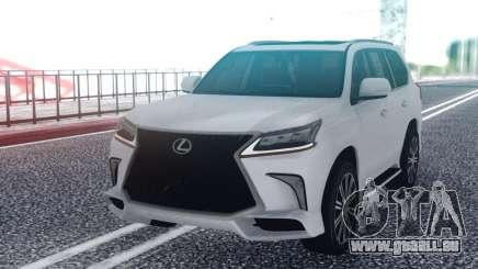 2017 Lexus LX pour GTA San Andreas