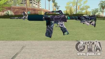 M4 (Xorke) pour GTA San Andreas