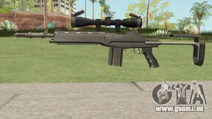 GDCW M14-EBR pour GTA San Andreas
