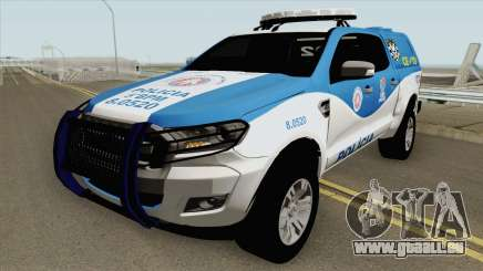 Ford Ranger 2017 CETO pour GTA San Andreas