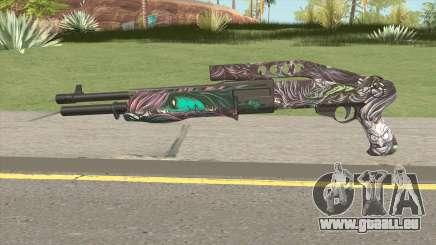 Shotgun (Xorke) pour GTA San Andreas