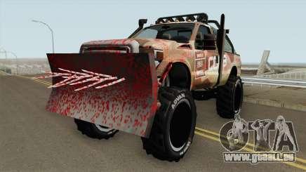Ford Super Duty Apocaliptica BkSquadron für GTA San Andreas
