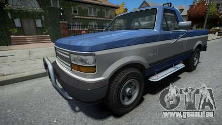 Vapid Sadler Sport Retro Single Cab für GTA 4