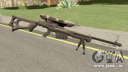 KSR-29 Sniper Rifle New pour GTA San Andreas