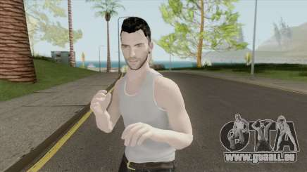 Adam Levine Beta Skin pour GTA San Andreas