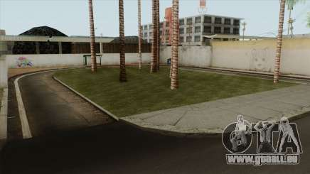 Willowfield Park pour GTA San Andreas