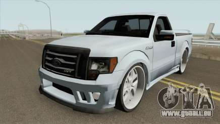 Ford Lobo SVT Lightning 2011 MQ pour GTA San Andreas