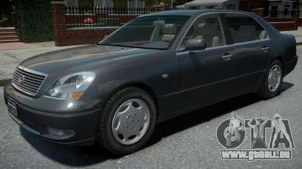 Lexus LS 430 2001 pour GTA 4