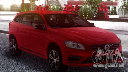 2015 Volvo V60 pour GTA San Andreas