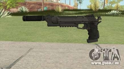 Hummer Pistol Supp pour GTA San Andreas