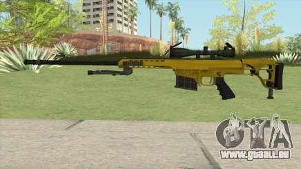 Barrett M98 Anti-Material Sniper für GTA San Andreas