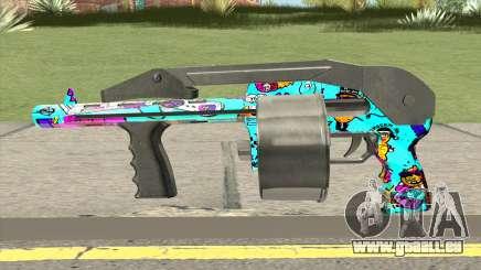 Shotgun (Cartoon Skin) pour GTA San Andreas