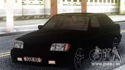 Mercedes-Benz W140 BY pour GTA San Andreas