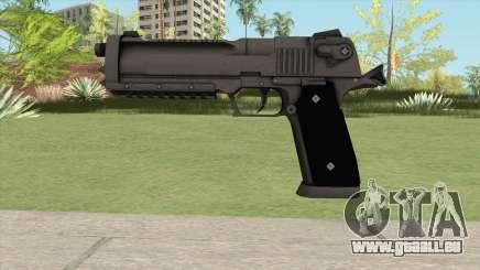 Binary Domain - Soldado 38P Auto pour GTA San Andreas