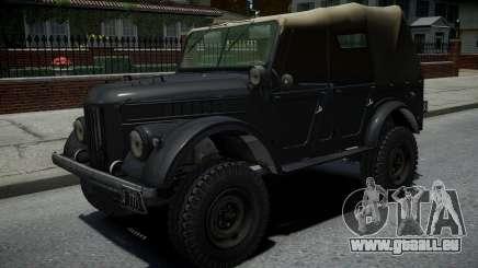 GAZ-69 Bêta pour GTA 4
