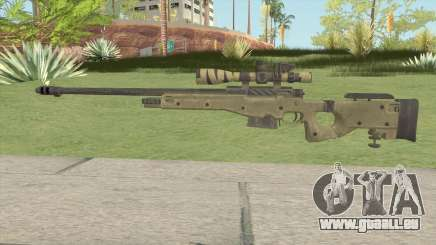 COD: Ghosts L115 Sniper pour GTA San Andreas
