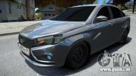 Lada Vesta Sedan für GTA 4