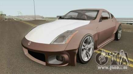 Annis ZR380 Stock GTA V für GTA San Andreas