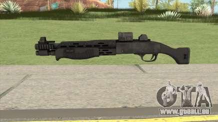 Binary Domain - HIG-S8 Shotgun pour GTA San Andreas