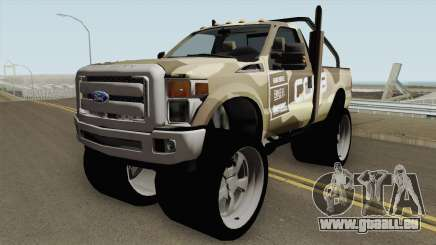 Ford Super Duty BkSquadron pour GTA San Andreas