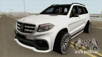 Mercedes-Benz GLS63 AMG pour GTA San Andreas