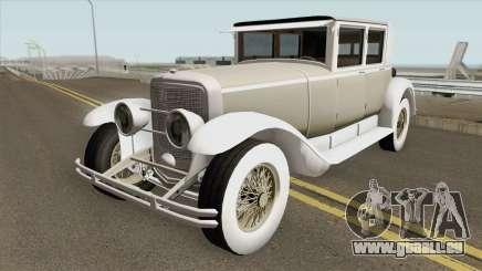 Cadillac 341A Deluxe Sedan Roosevelt Style 1928 für GTA San Andreas