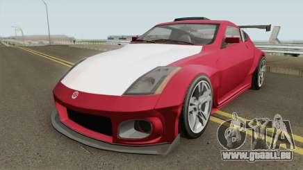 Annis ZR380 GTA V für GTA San Andreas