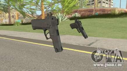 SW 659 Pistol pour GTA San Andreas