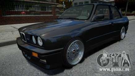 BMW M3 E30 BBS Rims für GTA 4