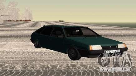 2109 Abfluss Schrägheck für GTA San Andreas