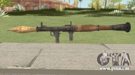 Spec Ops - The Line RPG7 für GTA San Andreas
