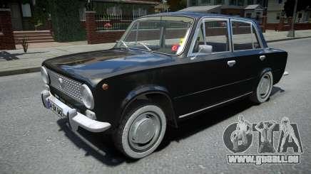 Tofas Murat 124 Sedan pour GTA 4