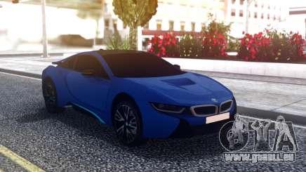 BMW i8 Supercar pour GTA San Andreas