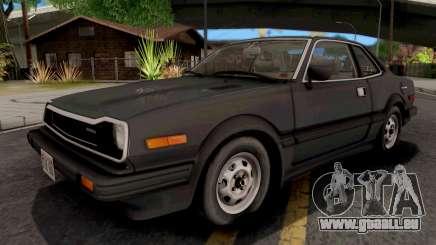 Honda Prelude 1.8l 1980 HQLM pour GTA San Andreas