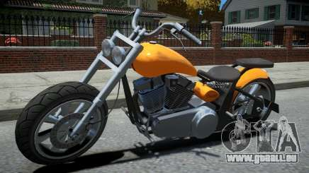 Steel Horse Beast für GTA 4