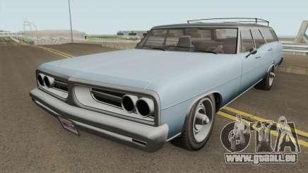 Dundrealy Regina GTA IV TLAD pour GTA San Andreas