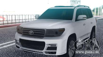 Toyota Land Cruiser 200 Zeus pour GTA San Andreas
