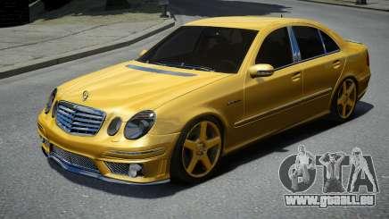 Mercedes-Benz E63 W211 AMG für GTA 4