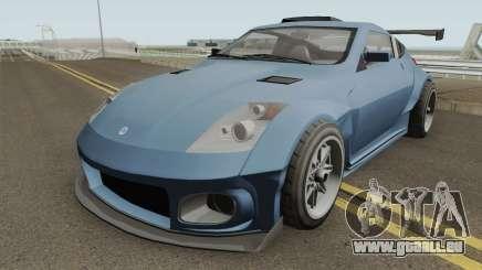 Annis ZR380 Standard V2 GTA V für GTA San Andreas