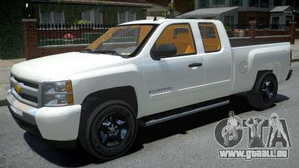 Chevrolet Silverado 1500 LT Extended für GTA 4