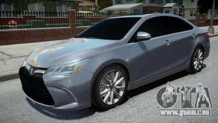 Toyota Camry 2015 pour GTA 4