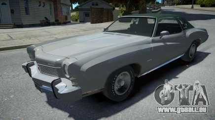 Chevrolet Monte Carlo 1973 pour GTA 4