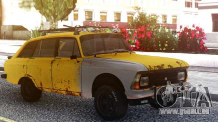 IZH-2125 Tuning pour GTA San Andreas