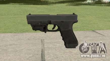 Glock 17 Laser für GTA San Andreas