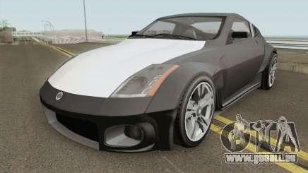 Annis ZR380 Stock GTA V IVF für GTA San Andreas