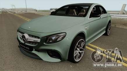 Mercedes-Benz E63S W213 für GTA San Andreas